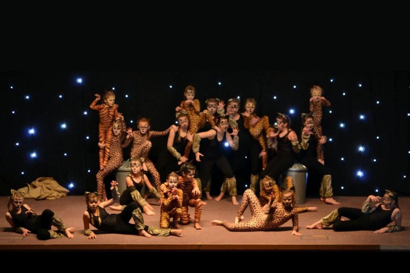 Acro Dancer