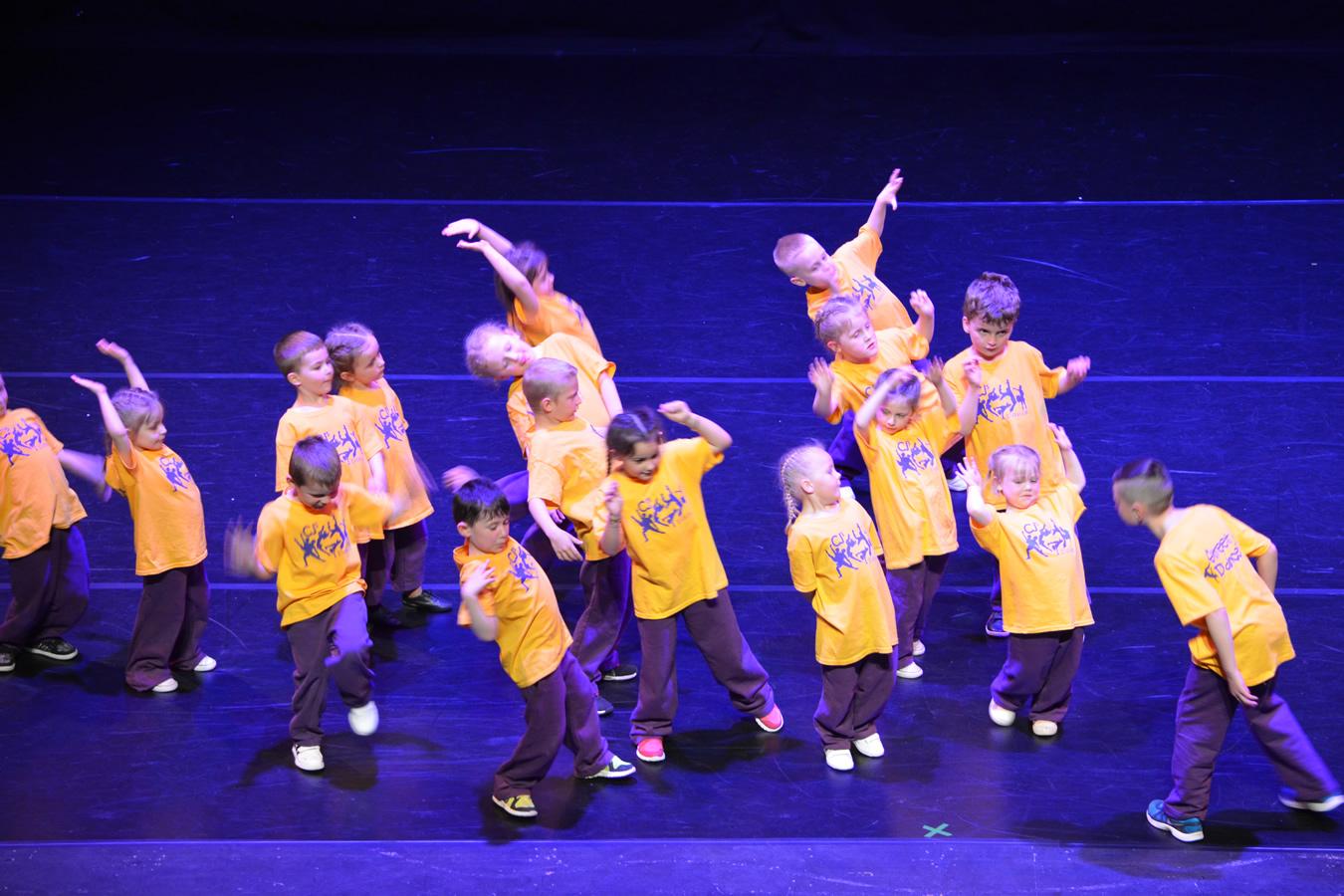 CJ's Dance Show