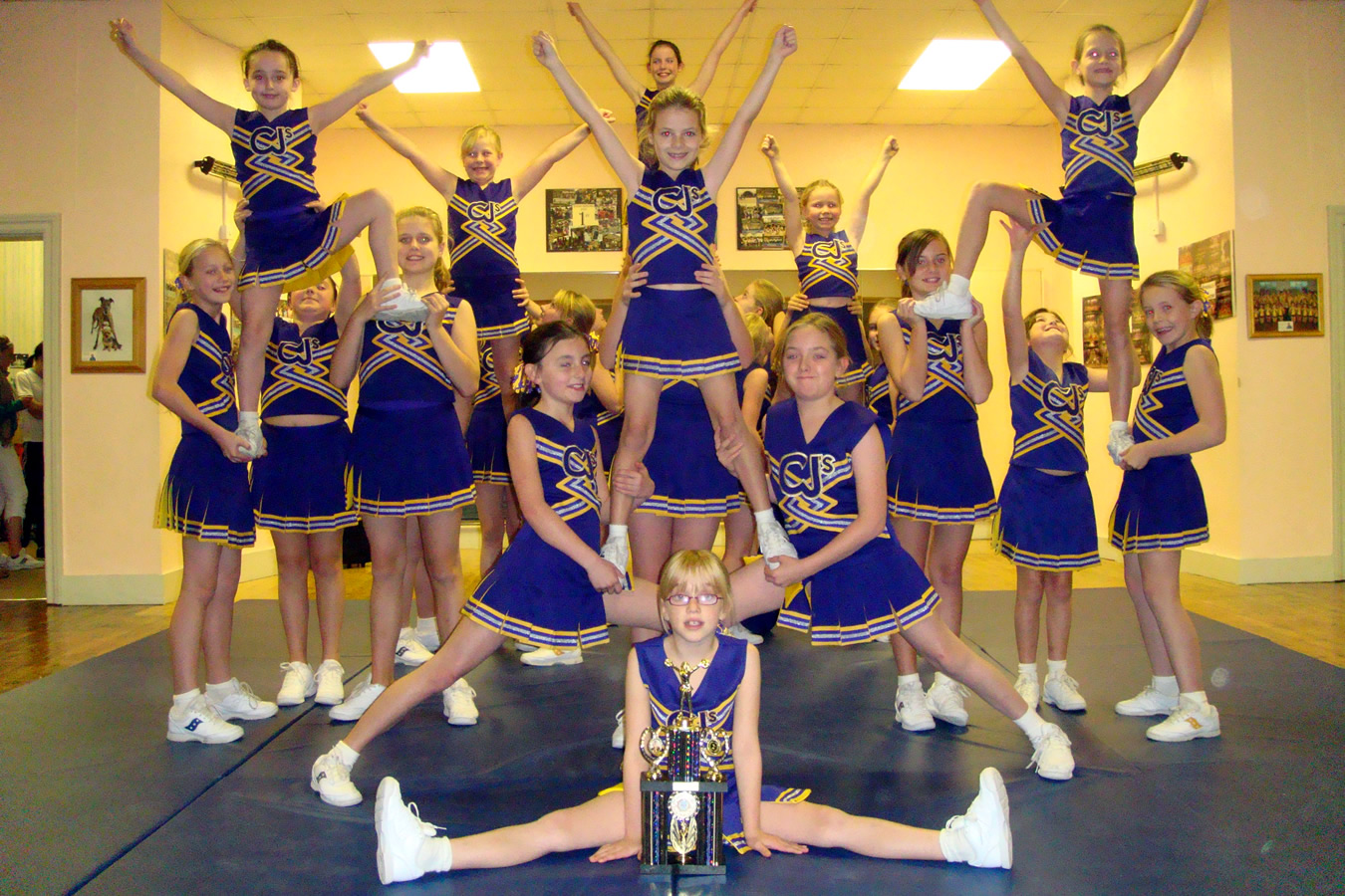 November 2008 - 2nd Place Junior Novice