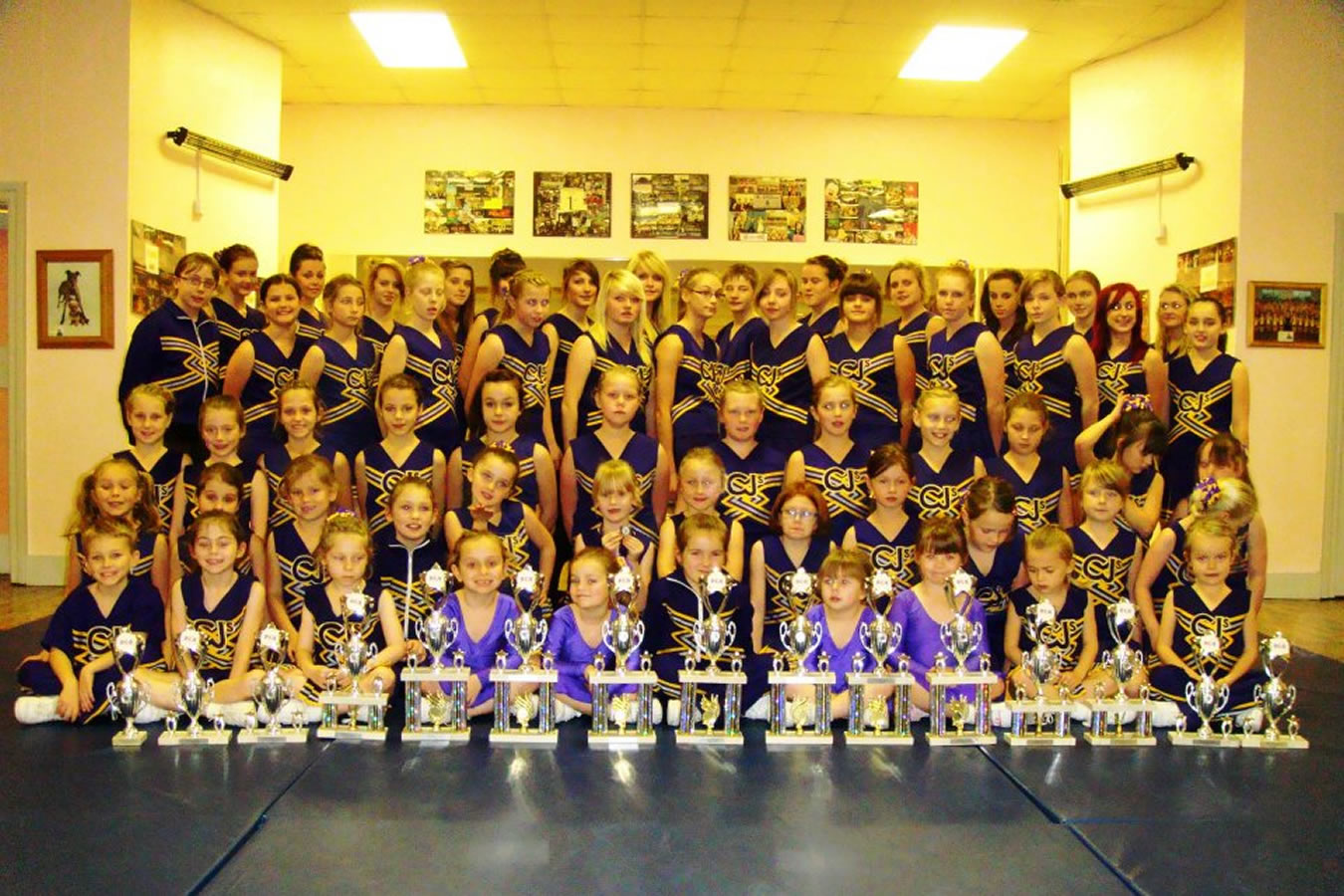 November 2011 - Competition Success!
